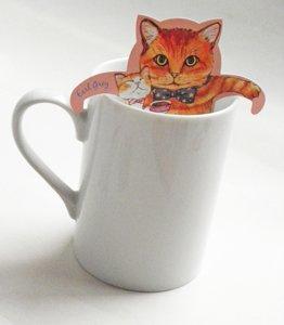 まったりティーバッグ【CAT CAFE】アールグレイ
