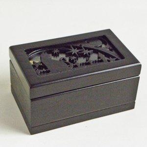 木製オルゴールボックス