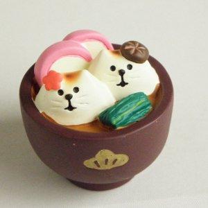 まったりもち猫シリーズ【お雑煮】