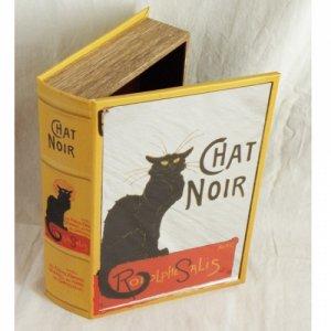 BOOK BOX【スタンラン/黒猫】大サイズ