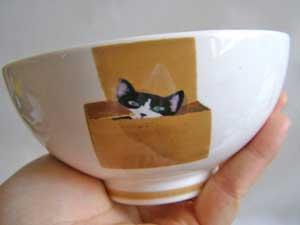 Manhattaner'sのお茶碗【マーべリック・クマ】