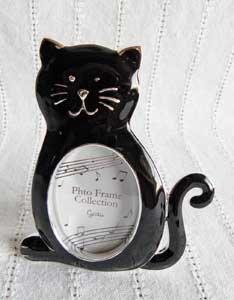 まんまる猫ちゃんのフォトフレーム