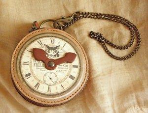 懐中時計小銭入れ♯2