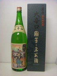 男山 特別純米 国芳乃名取酒1800ml