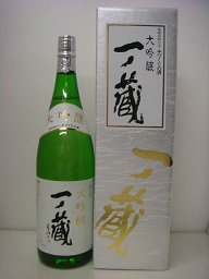 一ノ蔵 大吟醸1800ml