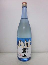 男山 純米生酒1800ml