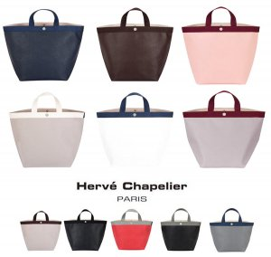 Herve Chapelier(エルベシャプリエ)725GP リュクス舟型トートL/トートバッグ<img class='new_mark_img2' src='//img.shop-pro.jp/img/new/icons16.gif' style='border:none;display:inline;margin:0px;padding:0px;width:auto;' />
