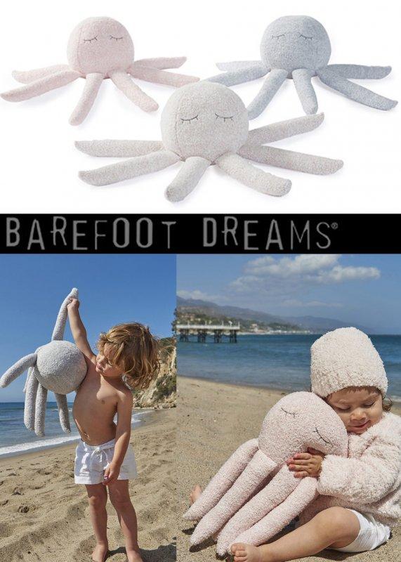 ベアフットドリームス(Barefoot Dreams)オクトパス型ぬいぐるみ/タコ/COZYCHIC OCTOPUS BUDDIE