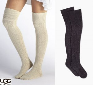 UGG(アグ)ニーハイソックス/SLOUCHY SPECKLE THIGH HIGH SOCK