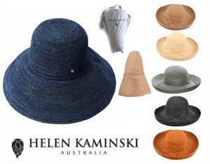 収納袋付/ヘレンカミンスキー(Helen Kaminski)PROVENCE12 プロバンス12 ラフィアハット 帽子 ストローハット 持ち運びに便利なロゴ入り布バッグ付 UVカット 折りたためる帽子<img class='new_mark_img2' src='https://img.shop-pro.jp/img/new/icons16.gif' style='border:none;display:inline;margin:0px;padding:0px;width:auto;' />