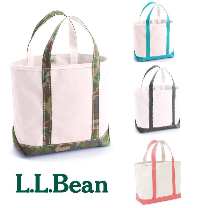 L.L.Bean(エルエルビーン)トートバッグMサイズ/キャンバストートバッグ/Boat and Tote Bag Medium