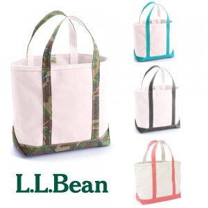 L.L.Bean(エルエルビーン)トートバッグMサイズ/キャンバストートバッグ/Boat and Tote Bag Medium<img class='new_mark_img2' src='https://img.shop-pro.jp/img/new/icons16.gif' style='border:none;display:inline;margin:0px;padding:0px;width:auto;' />