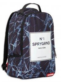 スプレーグラウンド(Sprayground)No1リュックサック/香水瓶柄/No.1 Backpack