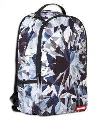 スプレーグラウンド(Sprayground)ブラックダイヤモンドリュックサック/Black Diamond Backpack