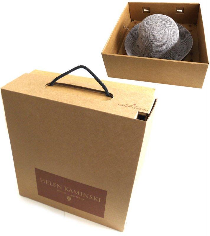 【専用ボックス】ヘレンカミンスキー(Helen Kaminski)専用ギフトボックス/保存BOX ※ボックスだけのご注文はできませ…