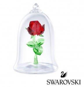 スワロフスキー(SWAROVSKI)美女と野獣 魔法のバラ/クリスタルオブジェ/ディズニーコラボ/Enchanted Rose/スワロフスキー社製置物<img class='new_mark_img2' src='https://img.shop-pro.jp/img/new/icons16.gif' style='border:none;display:inline;margin:0px;padding:0px;width:auto;' />