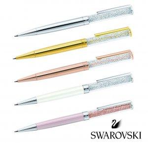 【スワロ社紙袋、ケアカード、布袋付き】ボールペン スワロフスキー(SWAROVSKI) Crystalline Ballpoint Pen クリスタルライン/スワロフスキー社製ボールペン<img class='new_mark_img2' src='https://img.shop-pro.jp/img/new/icons16.gif' style='border:none;display:inline;margin:0px;padding:0px;width:auto;' />