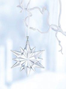 【スワロ社紙袋、ケアカード、箱付き】スワロフスキー(SWAROVSKI)リトルスター オーナメント/クリスマスツリー用星飾り/Little Star Ornament/サンキャッチャー<img class='new_mark_img2' src='https://img.shop-pro.jp/img/new/icons16.gif' style='border:none;display:inline;margin:0px;padding:0px;width:auto;' />