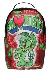 スプレーグラウンド(Sprayground)マネーベアリュックサック/バックパック/Money Bear Raining Money