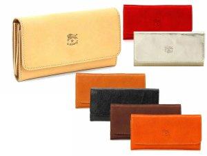 イルビゾンテ(Il Bisonte)レザー長財布/Continental Wallet in Cowhide Leather C0775P/2019年新入荷モデル<img class='new_mark_img2' src='https://img.shop-pro.jp/img/new/icons16.gif' style='border:none;display:inline;margin:0px;padding:0px;width:auto;' />