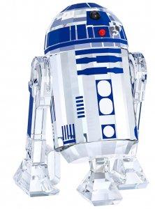 クリアランス/スワロフスキー(SWAROVSKI)スターウォーズ R2-D2/フォースの覚醒/Star Wars R2-D2/クリスタルオブジェ/スワロフスキー社製置物<img class='new_mark_img2' src='https://img.shop-pro.jp/img/new/icons16.gif' style='border:none;display:inline;margin:0px;padding:0px;width:auto;' />