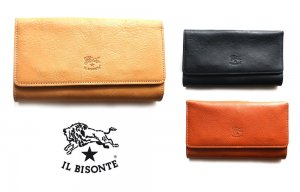 クリアランス/イルビゾンテ(Il Bisonte)レザー長財布/Long Wallet in Cowhide Leather C1059P/2018年新入荷モデル<img class='new_mark_img2' src='https://img.shop-pro.jp/img/new/icons16.gif' style='border:none;display:inline;margin:0px;padding:0px;width:auto;' />