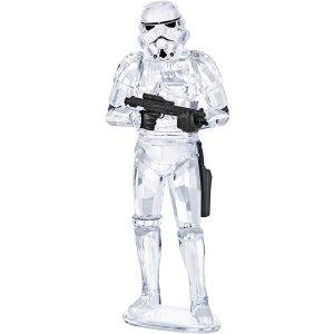 スワロフスキー(SWAROVSKI)スターウォーズ ストームトルーパー/Star Wars Stormtrooper/クリスタルオブジェ/スワロフスキー社製置物<img class='new_mark_img2' src='https://img.shop-pro.jp/img/new/icons16.gif' style='border:none;display:inline;margin:0px;padding:0px;width:auto;' />