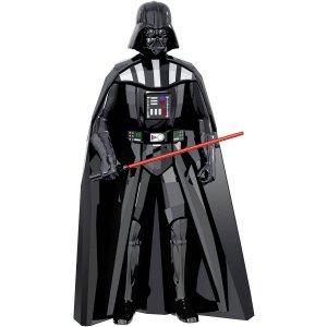 スワロフスキー(SWAROVSKI)スターウォーズ ダースベイダー/Star Wars Darth Vader/クリスタルオブジェ/スワロフスキー社製置物<img class='new_mark_img2' src='https://img.shop-pro.jp/img/new/icons16.gif' style='border:none;display:inline;margin:0px;padding:0px;width:auto;' />
