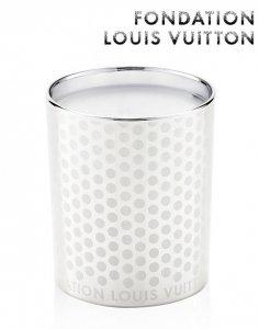 パリ限定!LOUIS VUITTON/ルイヴィトン美術館/アロマキャンドル/ビーガンキャンドル/バンブー