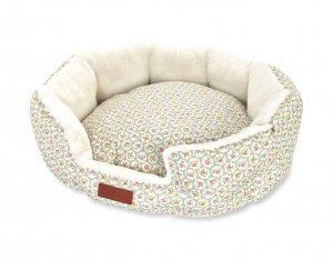 キャスキッドソン(Cath Kidston)XLサイズ ドッグベッド ペット用ベッド 犬用ソファー プロバンスローズ柄 Pet Bed with Luxury Inner