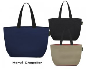 Herve Chapelier(エルベシャプリエ)1024N ナイロンスクエアショルダーA4サイズL/トートバッグ<img class='new_mark_img2' src='https://img.shop-pro.jp/img/new/icons16.gif' style='border:none;display:inline;margin:0px;padding:0px;width:auto;' />