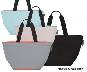 Herve Chapelier(エルベシャプリエ)925N ナイロン舟型ショルダーL/トートバッグ/マザーズバッグ<img class='new_mark_img2' src='https://img.shop-pro.jp/img/new/icons16.gif' style='border:none;display:inline;margin:0px;padding:0px;width:auto;' />