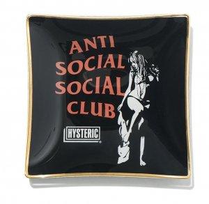 【2020年春夏新作】トレー 灰皿 ヒステリックグラマー×アンチソーシャルソーシャルクラブ(HYSTERIC GLAMOUR×Anti Social Social Club)