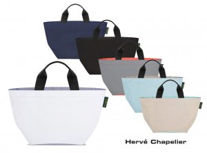 Herve Chapelier(エルベシャプリエ)1027N ナイロン舟型トートM/トートバッグ<img class='new_mark_img2' src='https://img.shop-pro.jp/img/new/icons16.gif' style='border:none;display:inline;margin:0px;padding:0px;width:auto;' />
