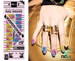 NCLA(エヌシーエルエー)Been Around the World/ネイルシール/ネイルラップ/NAIL WRAPS/22×2シート44本分<img class='new_mark_img2' src='//img.shop-pro.jp/img/new/icons16.gif' style='border:none;display:inline;margin:0px;padding:0px;width:auto;' />