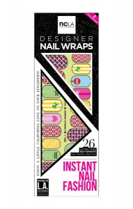 NCLA(エヌシーエルエー)I totally paused/ネイルシール/ネイルラップ/NAIL WRAPS/22×2シート44本分<img class='new_mark_img2' src='//img.shop-pro.jp/img/new/icons16.gif' style='border:none;display:inline;margin:0px;padding:0px;width:auto;' />