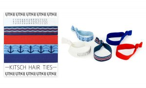 Kitsch(キッチュ)Anchors Away ヘアアクセサリー5本セット/ヘアゴム/ブレスレット/Hair Ties<img class='new_mark_img2' src='//img.shop-pro.jp/img/new/icons16.gif' style='border:none;display:inline;margin:0px;padding:0px;width:auto;' />