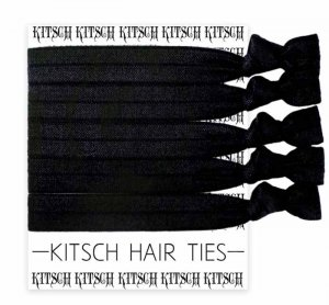Kitsch(キッチュ)Blackoutヘアアクセサリー5本セット/ヘアゴム/ブレスレット<img class='new_mark_img2' src='https://img.shop-pro.jp/img/new/icons16.gif' style='border:none;display:inline;margin:0px;padding:0px;width:auto;' />