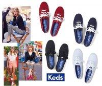 【タイムセール】ケッズ(Keds)レディーススニーカー/キャンバス靴(CHAMPION ORIGINALS)