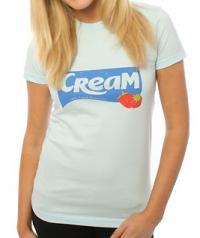クリーム(Cream)いちごの香りつきTシャツ
