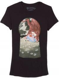 ディズニークチュール(Disney Couture)不思議の国のアリスTシャツ