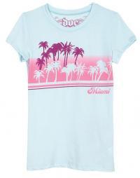 DOE(ドー)マイアミTシャツ/レディース