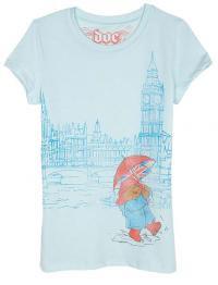 DOE(ドー)くまのパディントンTシャツ/レディース