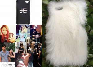 【iPhone6ケース】ジャガーエッジ(Jagger Edge)ラビットファーiPhone6ケース/IPHONE COVER WHITE FUR(ホワイト)<img class='new_mark_img2' src='//img.shop-pro.jp/img/new/icons16.gif' style='border:none;display:inline;margin:0px;padding:0px;width:auto;' />
