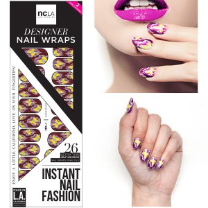 NCLA(エヌシーエルエー)Secession Reloaded/ネイルシール/ネイルラップ/NAIL WRAPS/26本分<img class='new_mark_img2' src='//img.shop-pro.jp/img/new/icons16.gif' style='border:none;display:inline;margin:0px;padding:0px;width:auto;' />