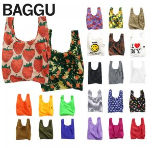 BAGGU(バグゥ)エコバッグ/スタンダードサイズ/STANDARD BAGGU/Mサイズ/バグー<img class='new_mark_img2' src='https://img.shop-pro.jp/img/new/icons16.gif' style='border:none;display:inline;margin:0px;padding:0px;width:auto;' />