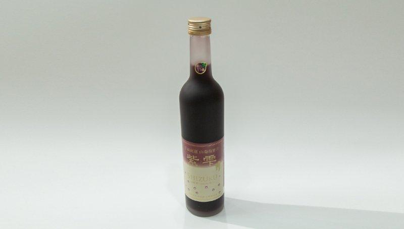 紫雫ゴールド (甘味)の写真
