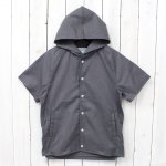 SASSAFRAS『SEED BOMB JACKET 1/2』(HEATHER GRAY)