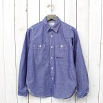 FWK by ENGINEERED GARMENTS『Work Shirt-Dungaree Cloth』