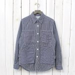 SASSAFRAS『TREE CHOPPER OPEN HALF』(WHITE/INDIGO)